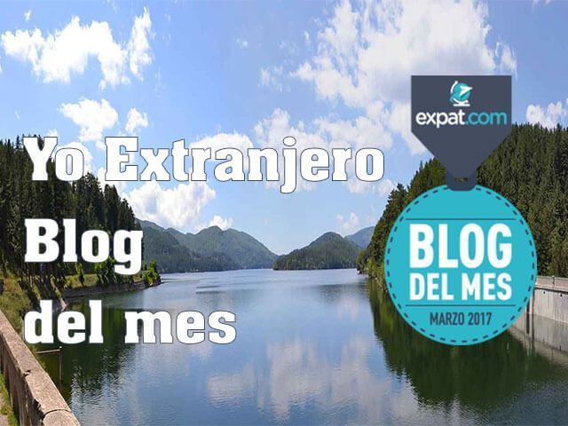 Yo Extranjero Blog del mes