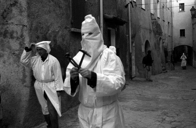 Italia – Rituales de Semana Santa en Sardegna