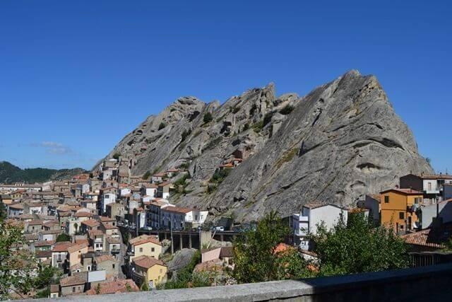 Italia – Visitando le Dolomiti en Basilicata