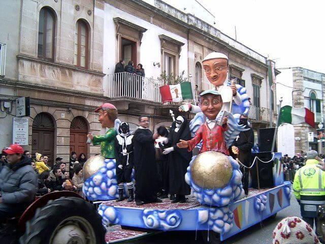 Italia – Celebraciones del carnaval